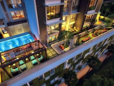 Gallery Cover Image of 1990 Sq.ft 3 BHK Apartment for buy in Khar West for 60100000