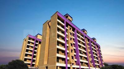 Gallery Cover Image of 830 Sq.ft 2 BHK Apartment for buy in Rashmi Pink City Phase I, Naigaon East for 3400000