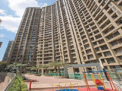 Gallery Cover Image of 940 Sq.ft 2 BHK Apartment for rent in Thane West for 20000
