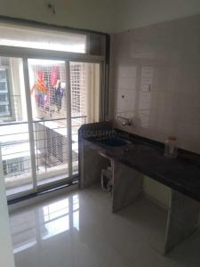 Gallery Cover Image of 560 Sq.ft 1 BHK Apartment for rent in Ghansoli for 13000