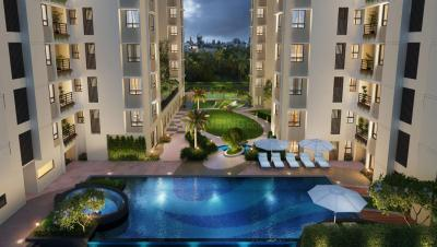 Gallery Cover Image of 1411 Sq.ft 3 BHK Apartment for buy in Lakewood Estate, Garia for 8000000