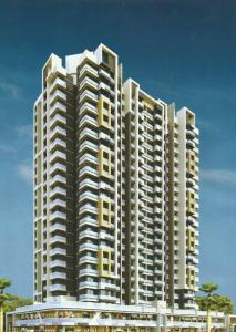 Gallery Cover Image of 797 Sq.ft 2 BHK Apartment for buy in Amar Vinay Heritage, Mira Road East for 7237500