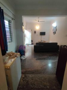 Gallery Cover Image of 650 Sq.ft 1 BHK Independent Floor for rent in HSR Layout for 17000
