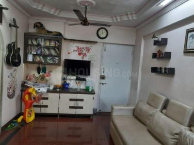 Gallery Cover Image of 620 Sq.ft 1 BHK Apartment for rent in Thane West for 23000