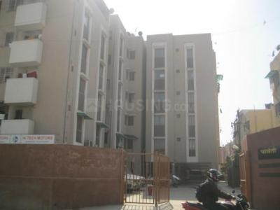 Gallery Cover Image of 900 Sq.ft 1 BHK Apartment for rent in Premier Designs Parvati Nandan Park, Sarkhej- Okaf for 9000