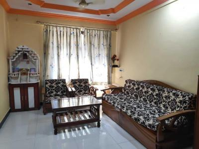 Gallery Cover Image of 840 Sq.ft 2 BHK Apartment for rent in Thane West for 25000