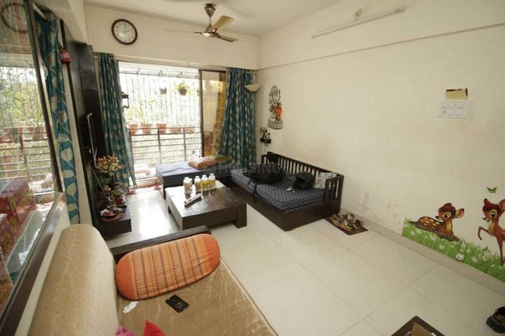 Living Room Image of 650 Sq.ft 1 BHK Apartment for buy in Dahisar West for 10000000
