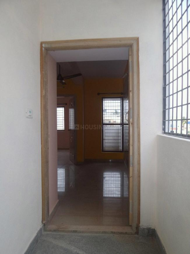 Main Entrance Image of 950 Sq.ft 2 BHK Apartment for rent in Kalena Agrahara for 15000