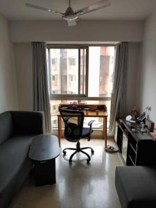Gallery Cover Image of 652 Sq.ft 1 BHK Apartment for rent in Powai for 52000
