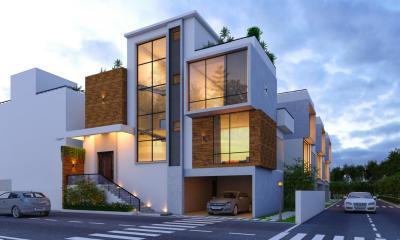 Gallery Cover Image of 2700 Sq.ft 3 BHK Villa for buy in Uppal for 15350000