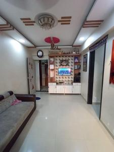 Gallery Cover Image of 800 Sq.ft 2 BHK Apartment for rent in Airoli for 17500