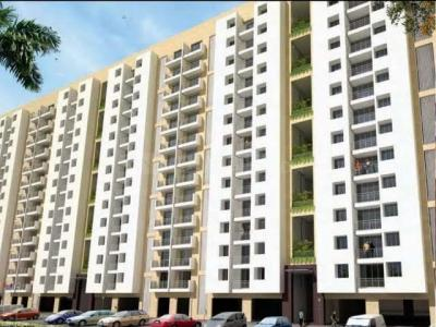 Gallery Cover Image of 1890 Sq.ft 3 BHK Apartment for rent in Emami City, South Dum Dum for 27000