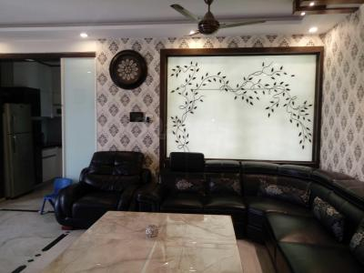 Gallery Cover Image of 2150 Sq.ft 4 BHK Apartment for rent in Sector 9 Dwarka for 50000