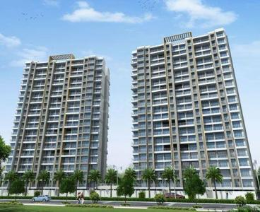 Gallery Cover Image of 940 Sq.ft 2 BHK Apartment for buy in Gurukrupa Guru Atman, Kalyan West for 6050000