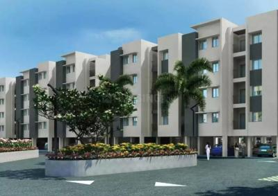 Gallery Cover Image of 890 Sq.ft 2 BHK Apartment for buy in Casagrand Sereno, Thalambur for 2981500