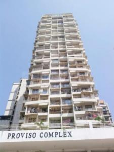 Gallery Cover Image of 1100 Sq.ft 2 BHK Apartment for rent in Proviso Builders Complex, Kharghar for 25000