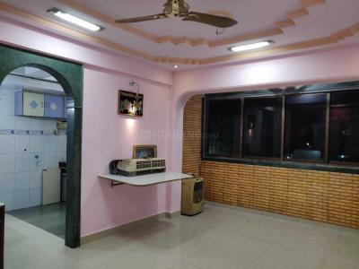 Gallery Cover Image of 420 Sq.ft 1 BHK Apartment for rent in Thane West for 17000