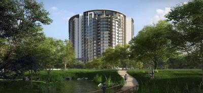 Gallery Cover Image of 1748 Sq.ft 3 BHK Apartment for buy in Godrej Lake Gardens, Harlur for 17300000