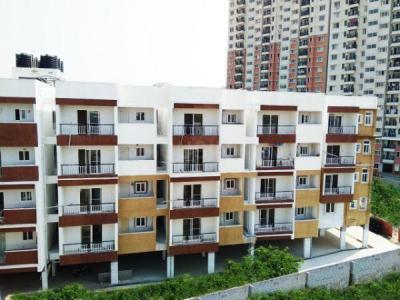 Gallery Cover Image of 1073 Sq.ft 2 BHK Apartment for buy in HSR Layout for 6000000