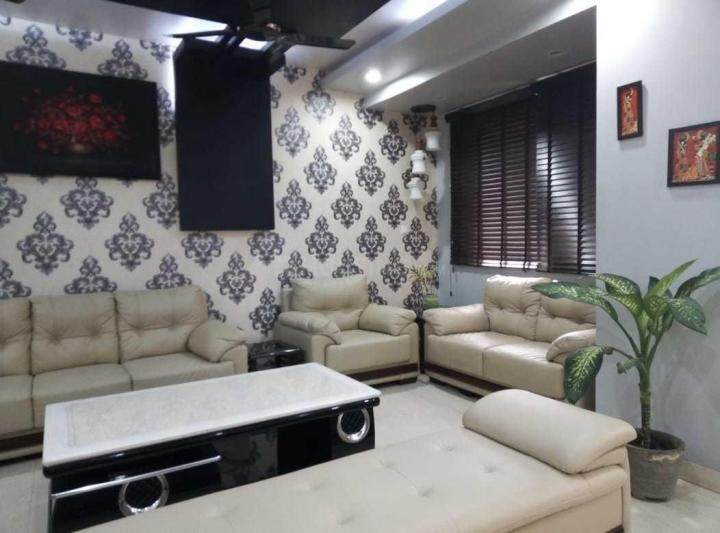 Living Room Image of 1000 Sq.ft 2 BHK Apartment for buy in Sector 11 Dwarka for 9500000