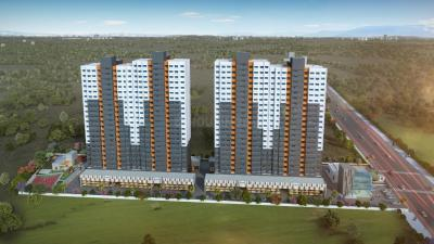 Gallery Cover Image of 855 Sq.ft 2 BHK Apartment for buy in Hinjewadi for 4590000