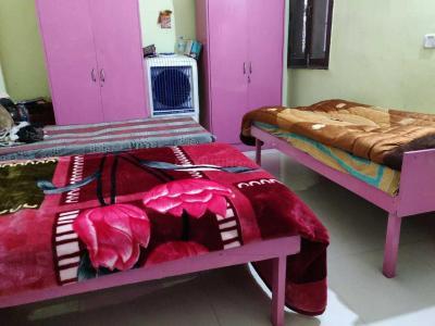 Bedroom Image of Gayatri PG For Girls in Chhattarpur