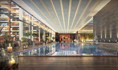 Gallery Cover Image of 1381 Sq.ft 2 BHK Apartment for buy in Sobha International City- Presidential Villa, Sector 109 for 12300000