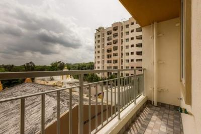 Balcony Image of Home in Andheri West
