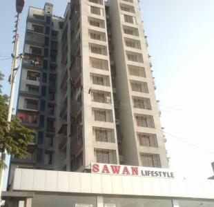 Gallery Cover Image of 1150 Sq.ft 2 BHK Apartment for buy in Simran's Sapphire, Kharghar for 9200000