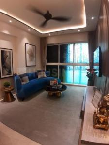 Gallery Cover Image of 500 Sq.ft 1 BHK Apartment for buy in Lodha Luxuria, Thane West for 5190000