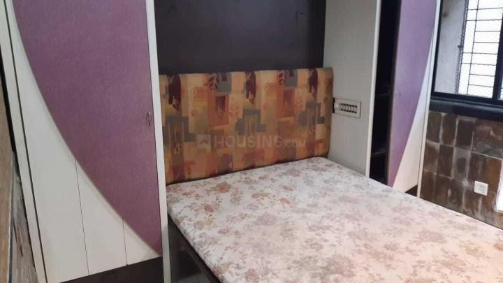 Bedroom Image of 650 Sq.ft 1 BHK Apartment for rent in Malad West for 30000