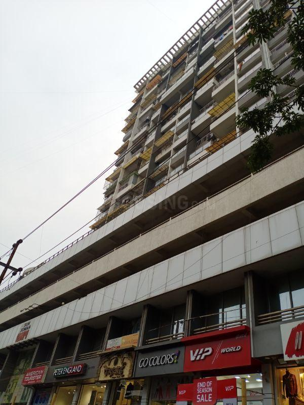 Building Image of 1200 Sq.ft 2 BHK Apartment for rent in Kalyan West for 20000