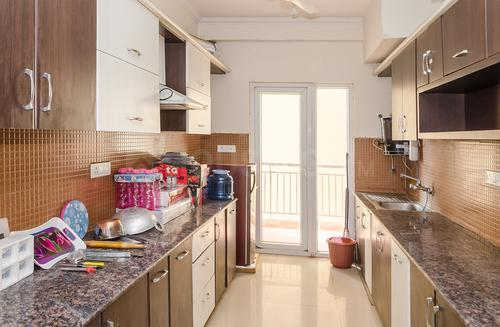 Kitchen Image of Nilesh Nest 78 in Sector 78