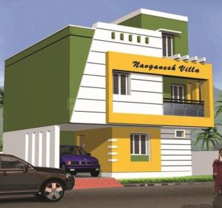 Gallery Cover Image of 1400 Sq.ft 3 BHK Villa for buy in Alliance Orchid Springss, Korattur for 6800000