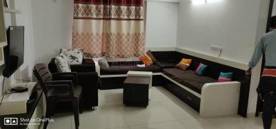 Gallery Cover Image of 1200 Sq.ft 2 BHK Apartment for rent in Kharadi for 28000
