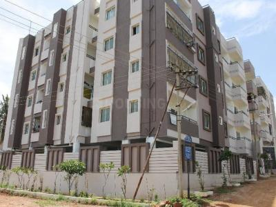 Gallery Cover Image of 1370 Sq.ft 3 BHK Apartment for rent in Annapurneshwari Nagar for 15500