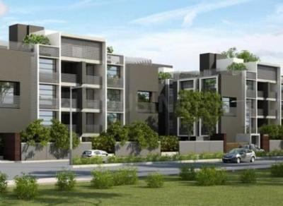Gallery Cover Image of 2097 Sq.ft 3 BHK Apartment for buy in Sankalp Serenity, Thaltej for 15000011