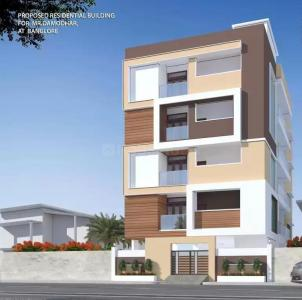 Gallery Cover Image of 2165 Sq.ft 3 BHK Apartment for buy in RR Nagar for 13500000