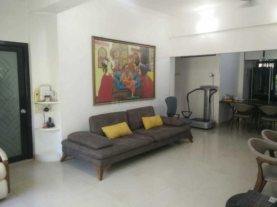 Living Room Image of 1180 Sq.ft 2 BHK Apartment for rent in Vile Parle West for 80000