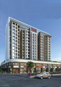 Gallery Cover Image of 675 Sq.ft 1 BHK Apartment for buy in New Panvel East for 6500000