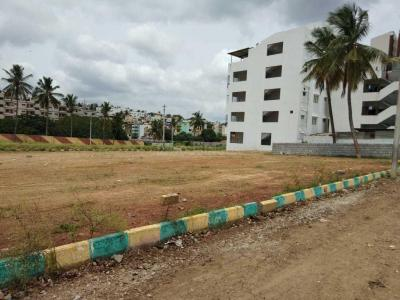 Gallery Cover Image of  Sq.ft Residential Plot for buy in Nagarbhavi for 6600000
