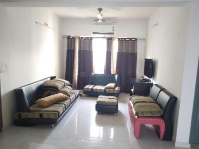 Gallery Cover Image of 1750 Sq.ft 3 BHK Apartment for rent in Bodakdev for 35000