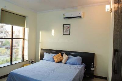 Bedroom Image of Coliving Space | Single And Double Occupancy in Sushant Lok I