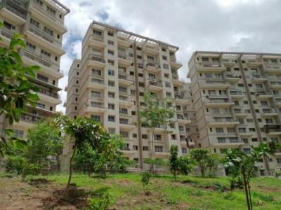 Gallery Cover Image of 1540 Sq.ft 3 BHK Apartment for rent in The Lake District Phase 1, Yewalewadi for 14000
