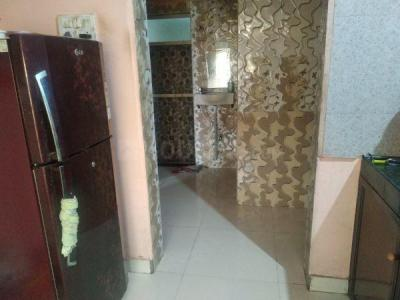Kitchen Image of 550 Sq.ft 1 BHK Apartment for buy in Parwati Angan, Kalyan East for 2800000