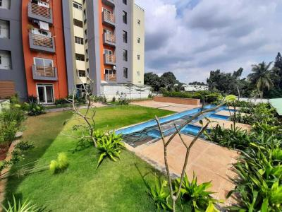 Gallery Cover Image of 1692 Sq.ft 4 BHK Apartment for rent in Arge Urban Bloom, Yeshwanthpur for 45000