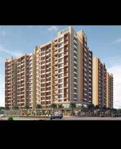 Gallery Cover Image of 665 Sq.ft 1 BHK Apartment for rent in Poonam Park View Phase II, Virar West for 7500
