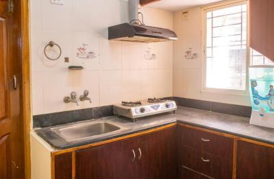 Kitchen Image of Flat No. G-3 Garuda Residency in Whitefield