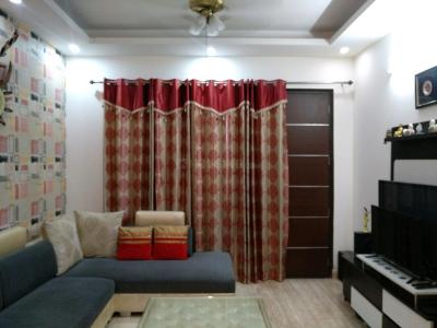 Living Room Image of 1500 Sq.ft 3 BHK Independent Floor for buy in Sector 49 for 12500000