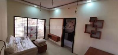 Gallery Cover Image of 600 Sq.ft 1 BHK Apartment for buy in AV Crystal Tower, Vasai East for 2600000